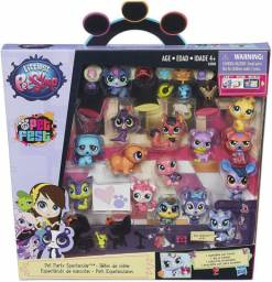 Littlest Pet Shop Pet Party Spectacular Collector