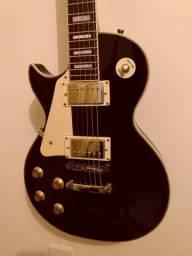 Guitarra canhota strinberg les Pol