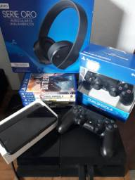 PlayStation4+ IPhone7 32+ Head7 7.1 = Pc Gamer!