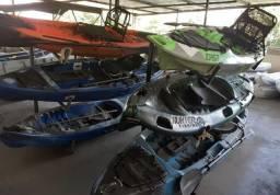 Vendas de Caiaques Lazer e Pesca Entrega Imediata para todo estado do Rio