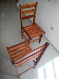 Cadeiras para ambiente diversos
