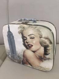 Maleta vintage Marilyn Monroe