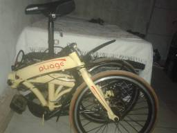 Bicicleta pliage