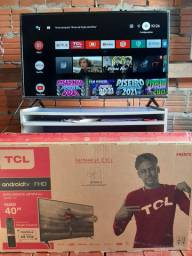 Smart Tv Android TCL 40 polegadas