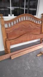 Casal (cama de Angelim)