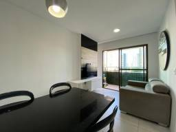 Apartamento Mobiliado 2 Quartos ao lado do Colégio Boa Viagem. Edf. Golden Day