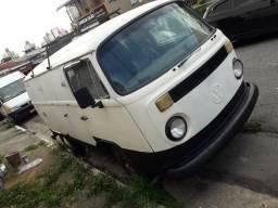 Kombi furgão 90 1.6 gasolina