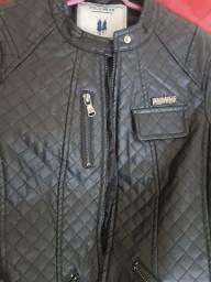 Jaquete de Couro em perfeito estado