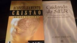Livros Cristãos ACONSELHAMENTO CRISTÃO e CIUDANDO DO SER
