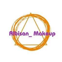 Nova loja virtual de maquiagem #ALBISAN_MAKEUP