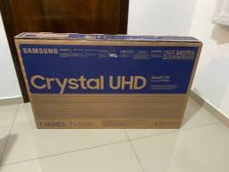 Smart tv 43 polegadas  CRYSTAL 4k nova