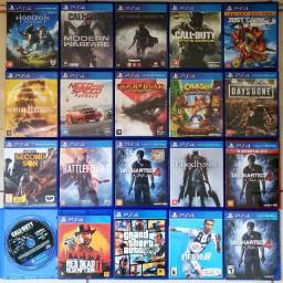 Jogos para PS4 / Playstation 4 / Play 4