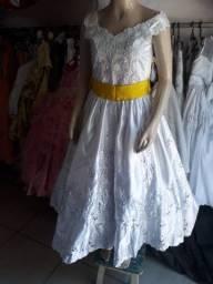 Vestidos de dama vários modelos
