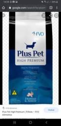 Ração Plus pet  High Premium