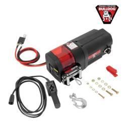 Guincho Eletrico Utility 1.600 kg com cabo e controle remoto Bulldog