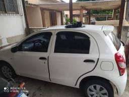 Toyota Etios 1.3, 2013