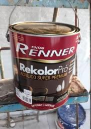 Tinta Rener super premiun semibrilho