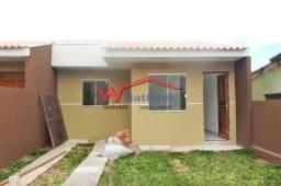 Casa com 3 dormitórios à venda, 60 m²- paloma - colombo