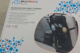 Organizador para carro e carrinho ? multikids baby