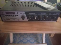 Amplificador Frahm R$ 89,00