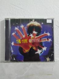 The cure cd original greatest thits