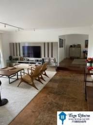 Alugo apartamento Alto Padrão 5/4 mais dependência e varanda ampla - Horto Florestal