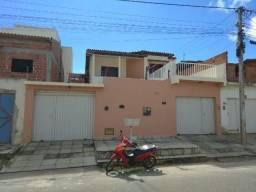 Alugo Ampla casa de 3/4 com garagem na Morada dos Passaros III