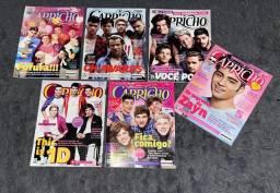 Revistas Capricho (Edição One Direction)