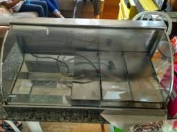 Vendo estufa para salgados voltagem 110