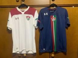 Camisetas Oficiais G Fluminense Under Armour