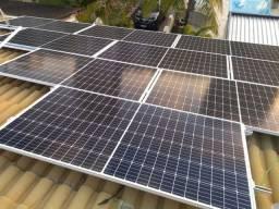 Eletricista instalador de painei solar
