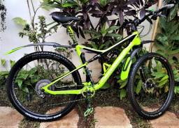 Cannondale Scalpel Si Lefty 2.0 Carbon 3 2018 Com Upgrades