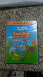 Coleção Kelly Claúdia Gonçalves Cantando e Aprendendo com a Galinha Pintadinha