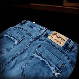 Calças Copen Jeans Feminina