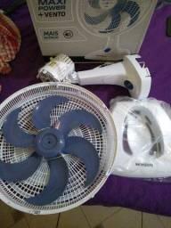 Vendo um m ventilador novo na caixa