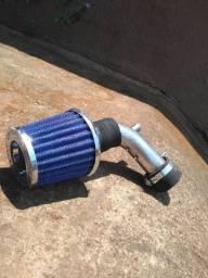 Vendo Intake Air cool (filtro Esportivo) Race Crome ADPTAVEL em vários carros