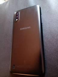 Samsung A01 novinho, um mês de uso