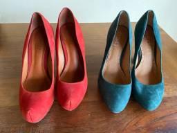 Sapato dois por um