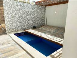 Casa Duplex no Condomínio Sol Nascente #4 suítes # piscina<br>