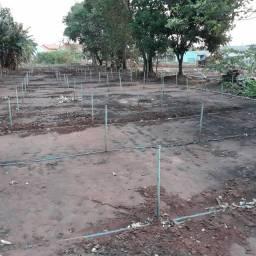 Sistema de irrigação/ Hortas e Viveiros