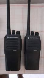 Rádios comunicadores Motorola DEP 50