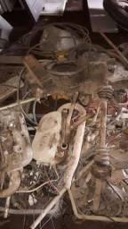 Motor kombi pra pecas 1600