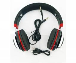 Fone Bluetooth Stn 18 Wireless Com Microfone E Radio