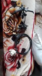 Freio de bicicleta Hidráulico