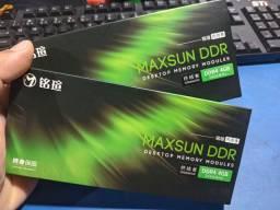 8GB DDR4 2x4 2666mhz Novas e Lacradas
