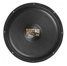Eros 3k Target Bass 15 na caixa novo