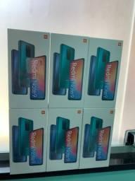 Novos - Xiaomi Note 9 128 Gb 4 Ram Tela 6.53? 5.020mAh