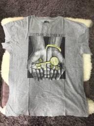 Camiseta DGK cinza