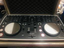 Controladora para DJ com case
