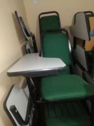 Cadeiras com prancha